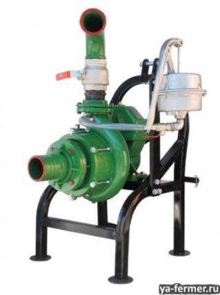 Насосы для полива с приводом от ВОМ трактора