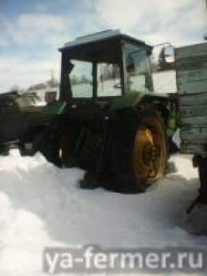 Трактор Джон Деер без двигателя 119л.с. продаю.