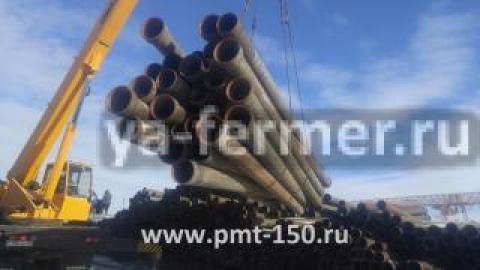 Труба ПМТБ-200, сборноразборная для полива