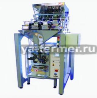 Автомат фасовочно-упаковочный Мегант-Стандарт-ВД с линейным весовым дозатором