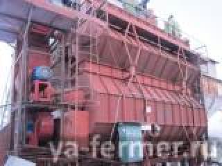 Зерносушилка ЗС-6