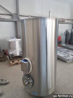 Промышленный водонагреватель от 300-1000 л.