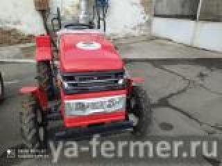 Мини трактор Русич Т12