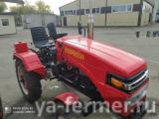 Мини трактор Т 21 Русич