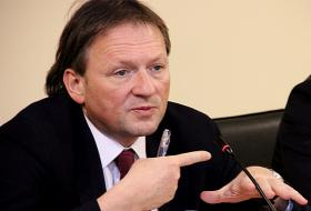 Уполномоченный по правам предпринимателей при Президенте РФ Борис Титов