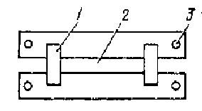 Адаптация для снятия спирали проволоки с планки