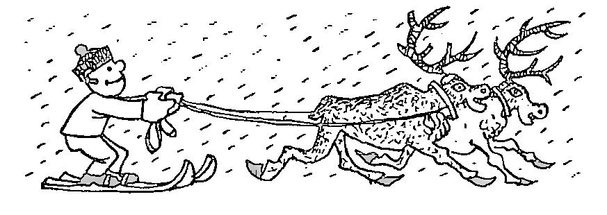 состязания оленеводов