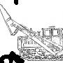 Погрузчик-бульдозер ПБ-35