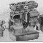 Остов двигателя