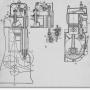 Схема действия распределительного механизма