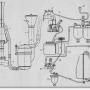 Схема системы питания двигателя
