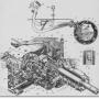 Устройство задних мостов колесных тракторов