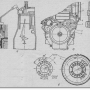 Установка топливного насоса на двигателе
