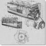 Система воздушного охлаждения в тракторах