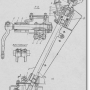 Рулевое управление трактора Т-25 и самоходного шасси Т-16М