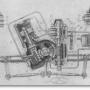 Гидравлические усилители рулевого механизма тракторов