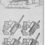 Схема действия гидравлической навесной системы тракторов