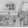 Органы управления и контрольные приборы трактора