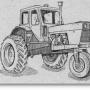 Хлопководческие тракторы