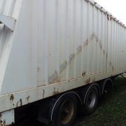 Полуприцеп-зерновоз Днестр