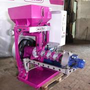 Более 500 кг корма в час с новым экструдером