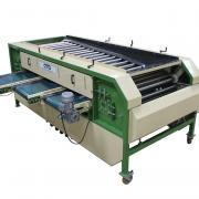 оборудование для калибровки картофеля