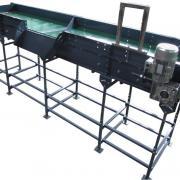 Оборудование для транспортировки овощей на производственной линии