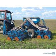 Сеялка зернотуковая  СНП-3 фото