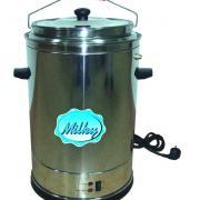 Многофункциональный прибор идеально подходит для пастеризации молока, фруктов, фруктовых соков, а так же для изготовления сыра и йогуртов.