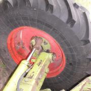Вид колеса