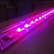 """Модульный светодиодный светильник """"Рубин-75"""" для теплиц"""