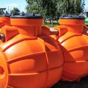 """Септик """"Биосток"""" - Это очистное сооружение, предназначенное для сбора и очистки хозяйственно-бытовых сточных вод."""