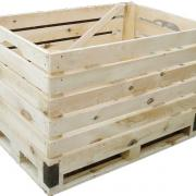 Заготовка для контейнеров овощных деревянных 1600*1200*1200