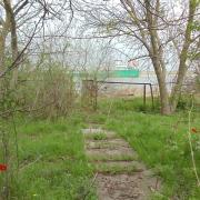 Вид с участка на берег