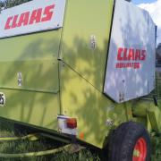 Пресс-подборщик Claas Rollant 66