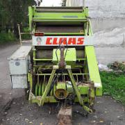 Пресс-подборщик Claas Rollant 44 фото