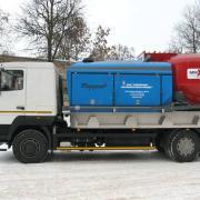Мобильный комбикормовый завод Троппер 3214