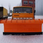 Отвал снегоуборочный автомобильный Оса.