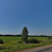 Новорижское шоссе. С/х земли