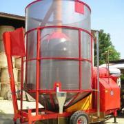 Мобильная зерносушилка Fratelli Pedrotti Basic 55 фото