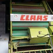 Пресс-подборщик Claas Rollant 62 фото