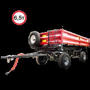 Прицеп тракторный Бизон 2ПТС-6,5 фотография