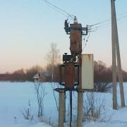 Фотография дома 46 м2 из кирпича на земельном участке 20 сот (категория земли населенных пунктов), в дер. Тимирязево
