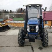 """Трактор """"Чувашпиллер"""" 80 л.с, 4х4 фото"""