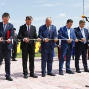 Представители Россельхозбанка приняли участие в открытии выставки «Золотая Нива»