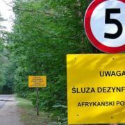 АЧС в Польше