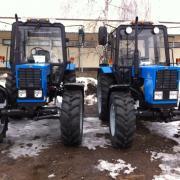 Трактор МТЗ 82.1 23/12 с балочным, усиленным мостом