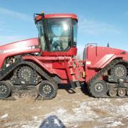 Трактор гусеничный Case STX 450 QuadTrac