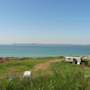 участок на берегу Чёрного моря