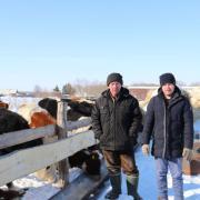 Молодой фермер из Алькеевского района при поддержке Минсельхозпрода РТ пошел по стопам отца и выбрал сельское хозяйство